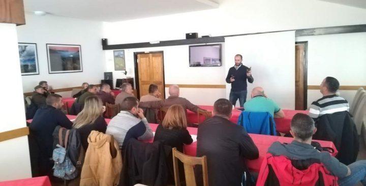OBAVJEŠTENJE: Započet projekat saradnje parkova u Crnoj Gori, Bosni i…