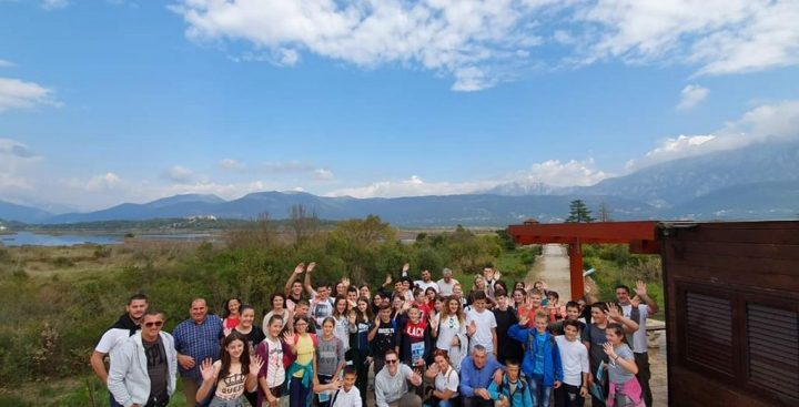 Posjeta učenika Obrazovnog centra iz Plužina posebnom rezervatu prirode