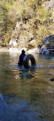 Akcija čišćenja rijeke Tare (9)