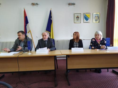 Konferencija za novinare u Foči (2)