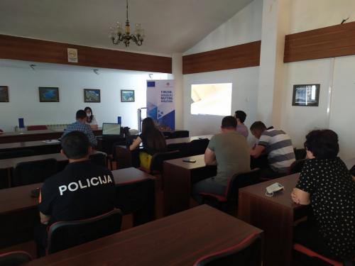 Opštine Plužine i Foča započele sa radom na unaprijeđenju bezbjednosti turističkih lokacija (6)