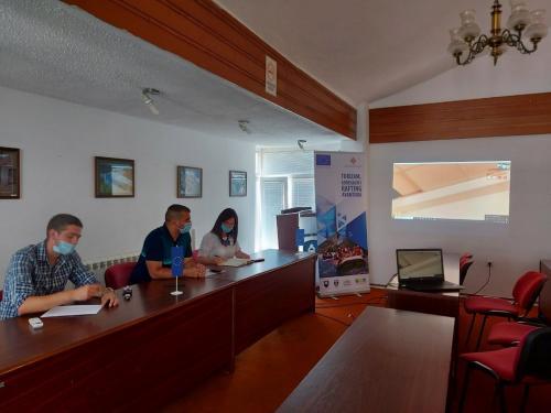 Opštine Plužine i Foča započele sa radom na unaprijeđenju bezbjednosti turističkih lokacija (7)